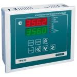 ТРМ33 контроллер для регулирования температуры в системах отопления с приточной вентиляцией ОВЕН