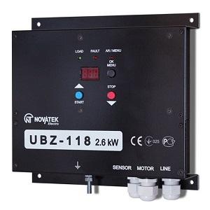 УБЗ-118 универсальный блок защиты асинхронных электродвигателей Новатек-Электро