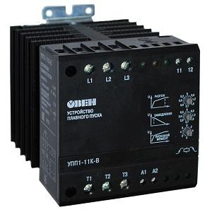 УПП1-1К5-В компактное устройство плавного пуска ОВЕН