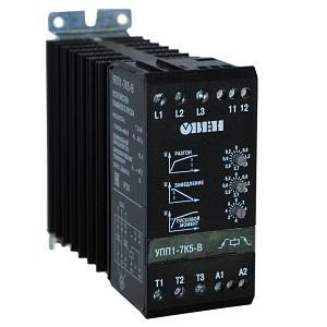 УПП1-7К5-В компактное устройство плавного пуска ОВЕН