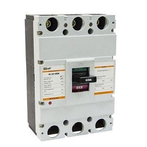 ВА305-3P-0630A силовой автоматический выключатель Dekraft