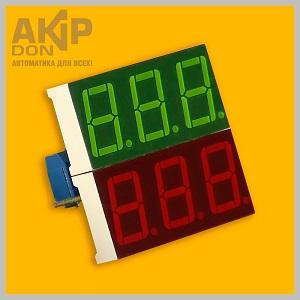ВАВПТ2-056-v AKIP-DON амперметр-вольтметр-ваттметр постоянного тока