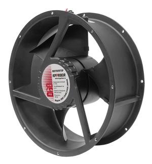VENT-22580.24VDC.9MRHB Kippribor круглый вентилятор с крыльчаткой из магниевого сплава