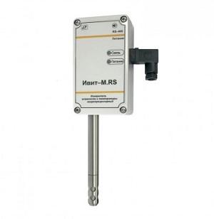 ИВИТ-М.RS.Н1Ф измеритель влажности и температуры Рэлсиб